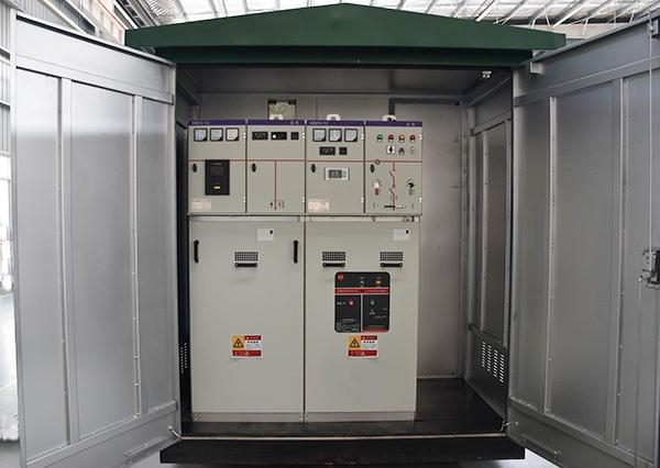 输配电设备功能上的区分