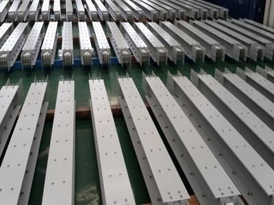 高低压封闭母线产品母线槽发展历史第一代