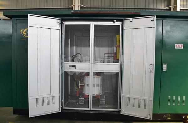 电源治理设备厂家箱式变电站